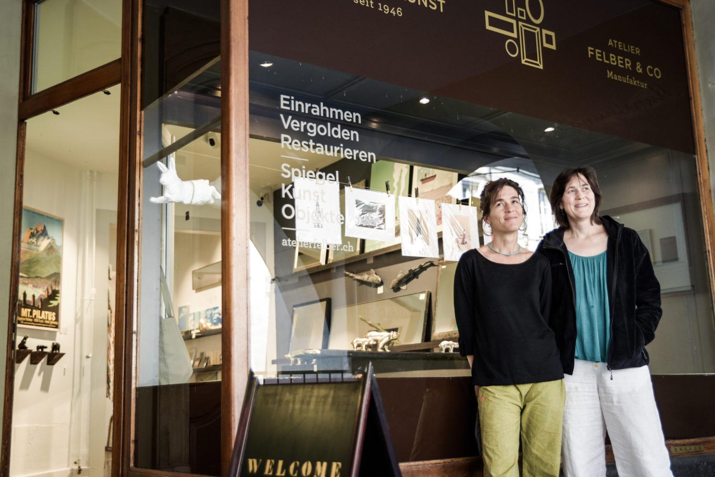 Branche Einzelhandel Kunst